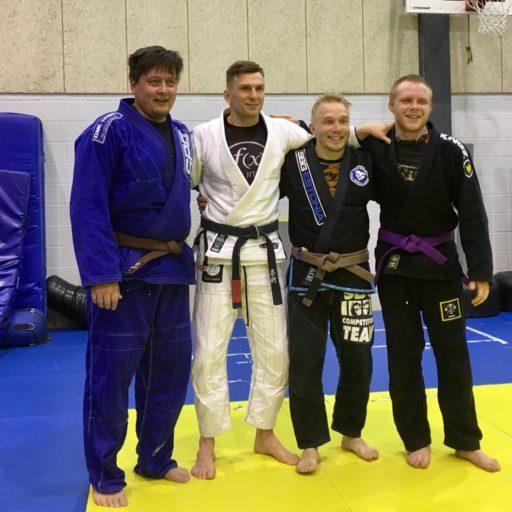 Võimla BJJ MMA Tartu Estonia