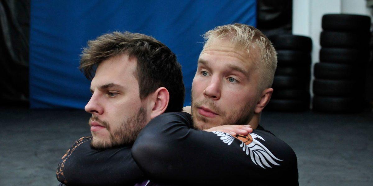 MMA treeningud Tartus